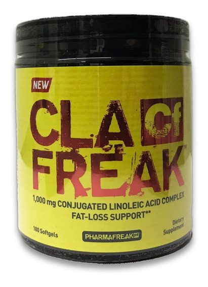 Cla Freak Pharmafreak 180 Softgels (180 Srvs)