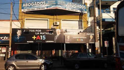 Imagen 1 de 1 de Locales Y Oficinas Zona Centrica A Mts De La Plaza San Justo