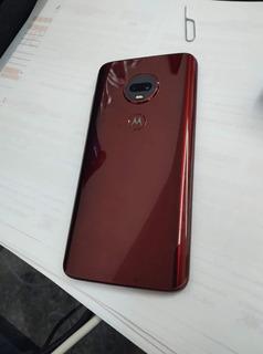 Cel Moto G 7 Plus 64 Gb Color Rojo..perfectas Condiciones