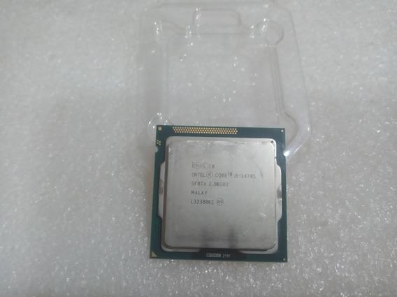 Processador Intel® Core I5-3470s + Cooler Box 1155