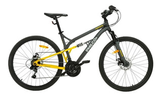 Bicicleta Mountain Bike Rodado 26 Philco 21 Cambios Tio Musa