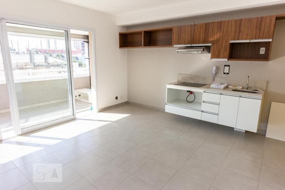 Apartamento No 2º Andar Com 1 Dormitório E 1 Garagem - Id: 892955891 - 255891