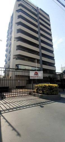 Apartamento Com 4 Dormitórios À Venda, 168 M² Por R$ 850.000,00 - Jardim São Dimas - São José Dos Campos/sp - Ap2825