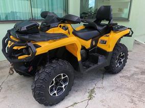 Quadriciclo Can-am 650 Max Xt 2014 Direçao Eltrica 2 Lugares
