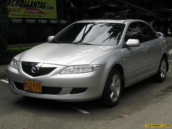 Mazda Mazda 6 Sedan 2300 Cc At