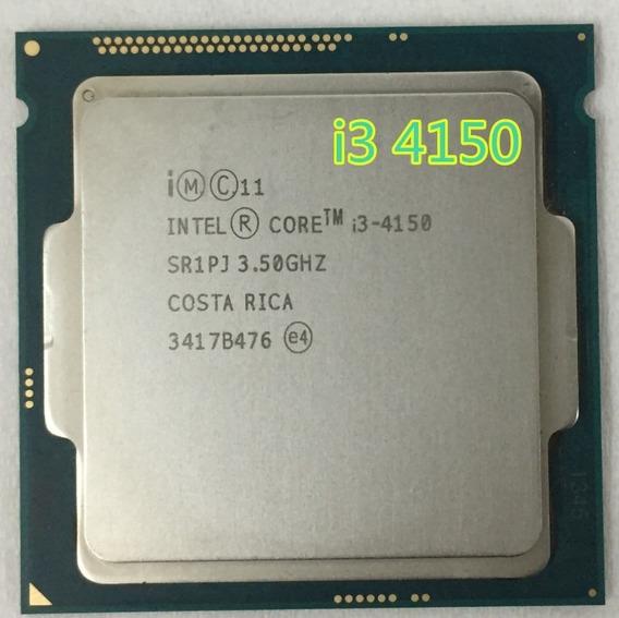 Processador Intel Core I3 4150 1150 Melhor Q 4130