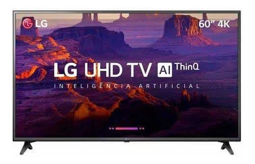Tv Lg Smart 60 Polegadas 4k Ultra Hd