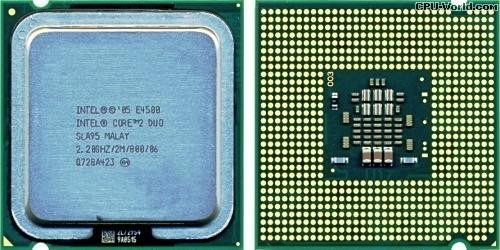 Processador Intel Pentium E4500 2,2 Ghz Sla95 Socket 775