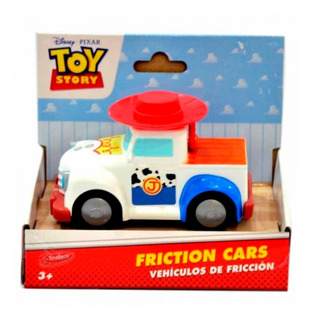 Juguete Autito Vehiculos Friccion Disney Toy Story 7160