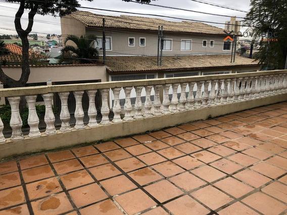 Sobrado Com 3 Dormitórios À Venda, 160 M² Por R$ 580.000 - Jardim Santo Antônio - Santo André/sp - So0285