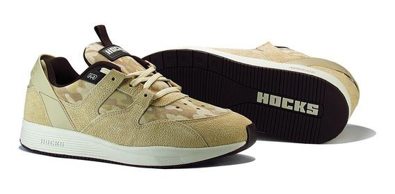 Tênis De Skate Hocks Solo Original Desert Camo