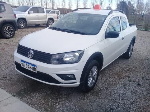 Volkswagen Saveiro Cabina Doble Pack High 1.6 80mil Km 2017