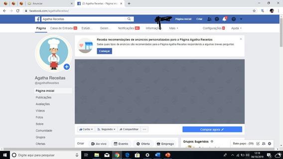 Vendo Pagina Fanpage 116.000 Seguidores