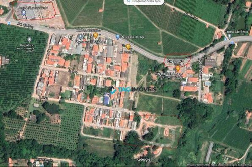 Terreno À Venda, 201 M² Por R$ 150.000 - Água Doce - Jundiaí/sp - Te0363