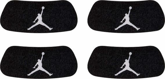 Jordan Nike - Pegatinas Para Ojos, 6 Pares, Color Negro