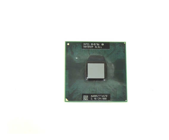 Processador Intel Core 2 Duo T6570 Para Notebook Hp 420