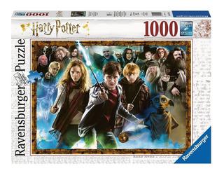 Puzzle 1000pz Harry Potter - Ravensburger 151714