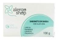 Alergoshop Sabonete Em Barra Uso Diário 100g