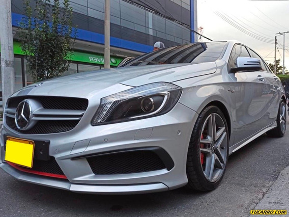 Mercedes Benz Clase A A45 Amg 2.0 4matic Turbo
