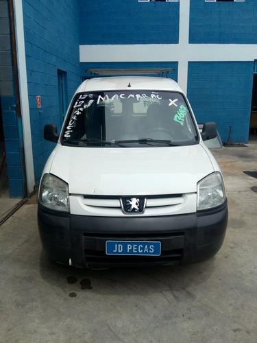 Sucata Peugeot Partner 2011 (para Peças)