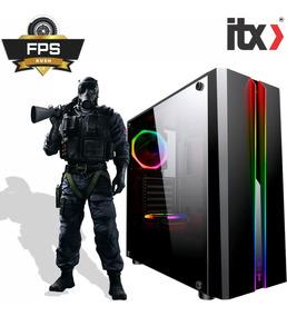 Pc Gamer Fps Rush I5 7400 Gtx 1050ti 16gb Ssd240
