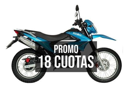 Keller Miracle 200 Evo 0km 2020 Enduro Cross Promo 18 Cuotas