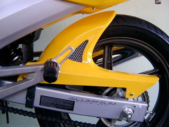 Pára-lama Twister 250 Pintado E Com Manual Jr Racing