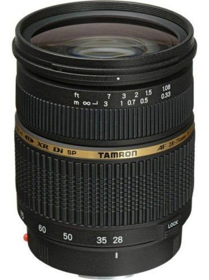 Tamron Lente Af 28-75mm F2.8 A90e Canon Macro Xr Di Sp