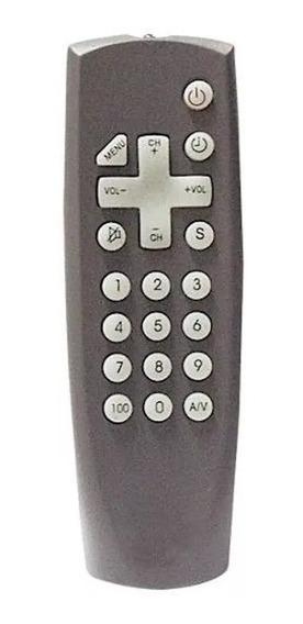 Controle Tv Semp Toshiba Lumina Todos Modelo + Pilhas Brinde