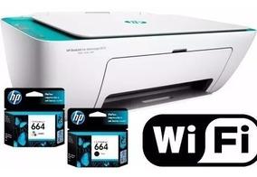 Impressora Hp 2675 Multfuncional Wi-fi Imp.cop.scan. Colorid