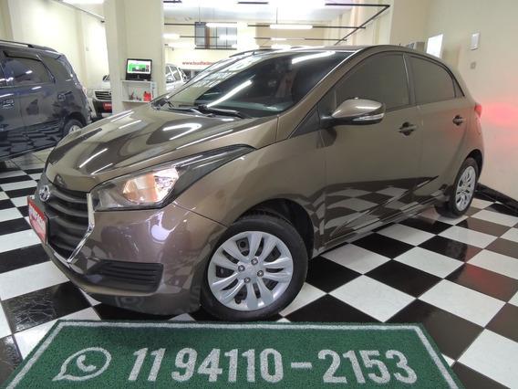 Hyundai / Hb20 Comfort Plus 1.0- Flex - Marrom- Completo