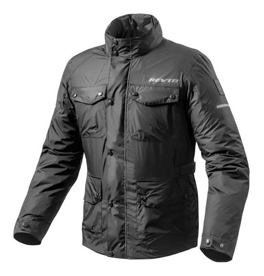 Campera Lluvia 100% Impermeable Revit Quartz H2o