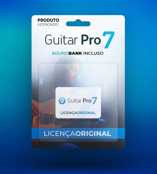 Guitar Pro 7 Ativado + Soundbanks + 160 Mil Tabs (win)