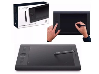 Tableta Grafica Wacom Intuos Pro Pth451l Inalambrica Small