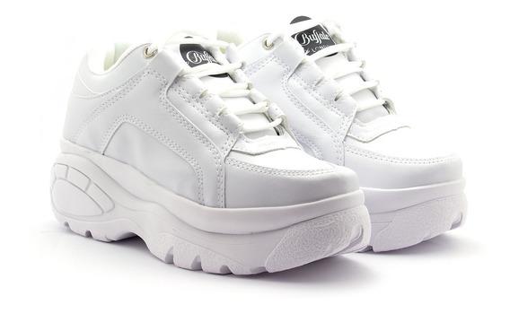 Tênis Sneaker Feminino Plataforma Promoção