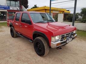 Nissan D21 2.4 Nafta 2001 4x4