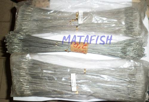 Guayas Para Pescar, 100  Paradas,troleo,pesca,matafish