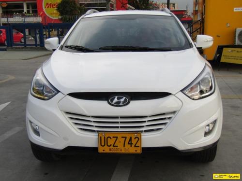 Hyundai Tucson Ix-35 Gl Mt 2.0 4x2