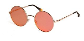 Anteojos Sol Lentes Infinit Air - Gold.pink
