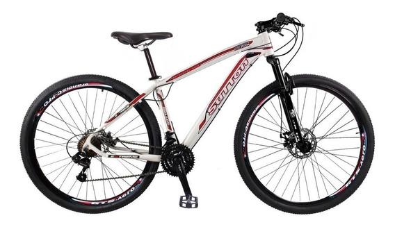Bicicleta Sutton Extreme Aro 29 Disco Kit 21v Shim. Tam. Esp