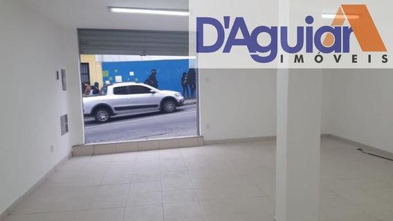 Salão De 80m² Próximo Do Metro Tucuruvi (na Rua Dos Ferroviários) Com Grande Circulação De Pessoas - Dg2145
