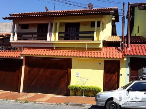 Casa Com 3 Dormitórios À Venda, 266 M² Por R$ 954.000,00 - Parque Continental - Guarulhos/sp - Ca1343