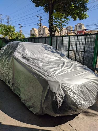 Imagem 1 de 2 de Capa Para Cobrir Carro P  Uno, Palio, Gol, Onix E Similares