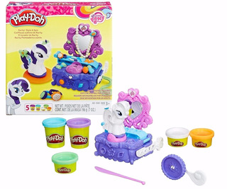 Play-doh My Little Pony Tocador Rarity (1276)