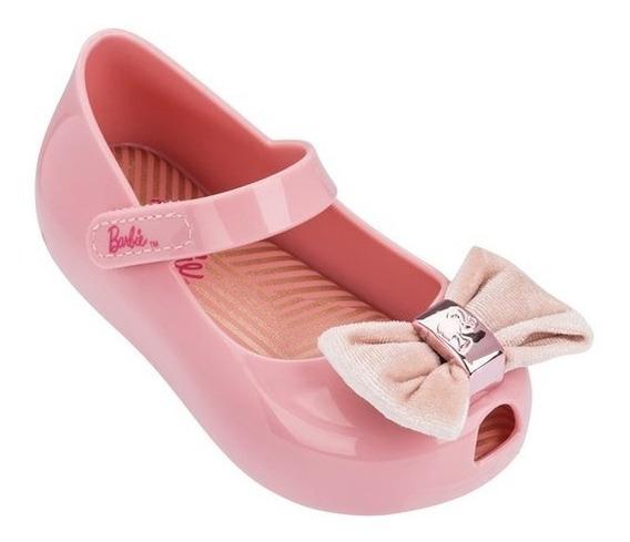 Sapatilha Infantil Baby Barbie Trends Rosa