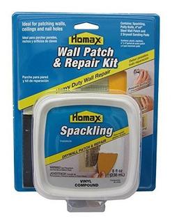 Homax 041072026734y Kit De Reparación Pared Patch Kit Para