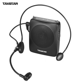Takstar E128 Amplificador Voz Portátil Amp Digital Player 8w