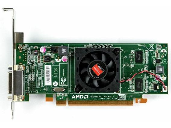 Tarjeta De Video 512mb Amd Radeon Hd6350 Pci-e Vgax2 1gb