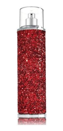 Bath & Body Works - Suporte Fragrance Mist - Red Glitter