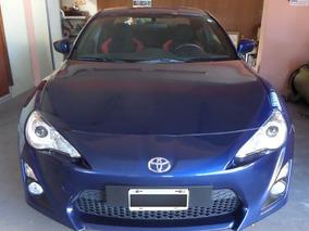 Toyota 86 2.0 Gt Ft Mt, 2015, Azul Oscuro, Único Dueño